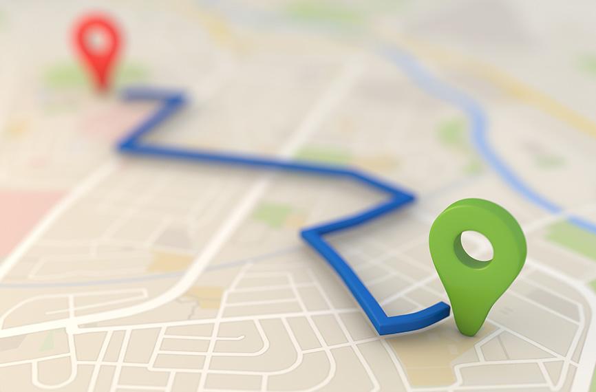 移動距離と引越し料金に関する深い話。距離と料金は比例しない!?